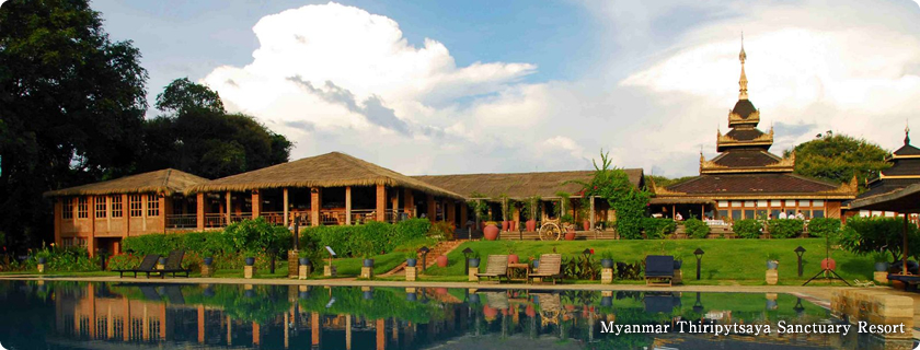 Myanmar Thiripytsaya Sanctuary Resort